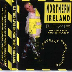 DJ Trix - Live in Northen Ireland - Sides  3 & 4
