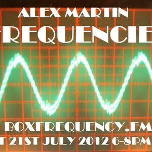 AlexMartinFREQUENCIES21stJuly2012onBoxFrequencyFM