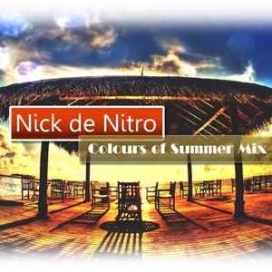 Nick de Nitro - Colours of Summer Mix - June 2012