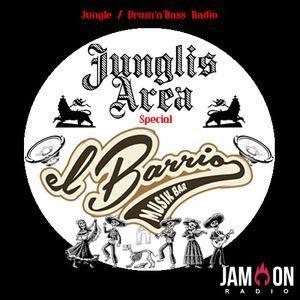 JunglisArea 136 - 20191109 - JungleRaiders @El Barrio Musicbar & Coffeeshop Session