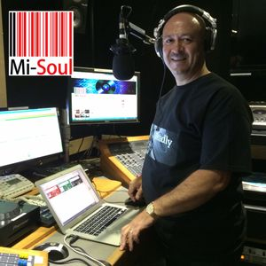 Mark Smedley 'Mi Lunch' / Mi-Soul Radio / Wed 1pm - 4pm / 15-11-2017