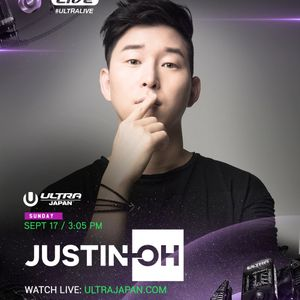 Justin Oh - Live @ Main Stage Ultra Music Festival (Japan) 2017.09.17.