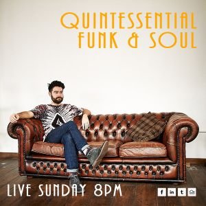 2015-03-22 Quintessential Funk & Soul