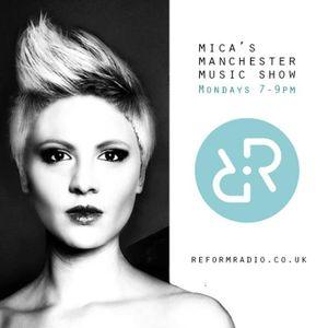 Mica's Manchester Music Show with Sarah De Warren
