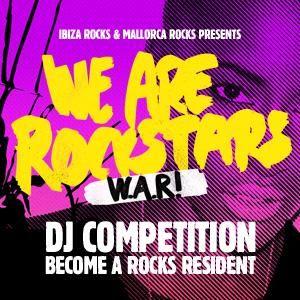 Ibiza Rocks DJ Competition /  Rockstar Galactica