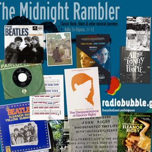 """The_Midnight_Rambler_18_10_2018_""""Who was The Beatles' Eleanor Rigby?"""""""