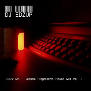 DJ Edzup's Progressive House Mix Volume 1