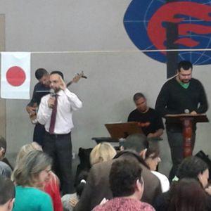 Sermão 24/05/2015 - Derramamento do Espírito - Isaías 44:3-5 - Pr. Rodrigo - IMeL Vila Moraes