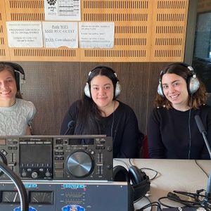 Ciência aos Domingos #19 - Lénia Amaral, Giuliana Giorjiani e Ana Sousa (Proaction Lab)