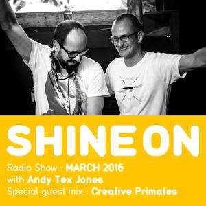 Shine On Radio Show March 2016