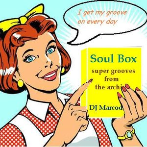 "DJ MARCODEEP  ""Soul Box Vol. Four"""