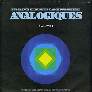 Fulgeance presents ANALOGIQUES VOLUME 1