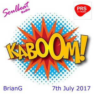 The Kaboom Show - Broadcast 8pm-10pm Fridays on Soulbeat Radio