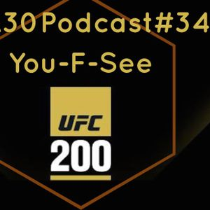 Not After 30 Podcast - #34 - You - F-See 200
