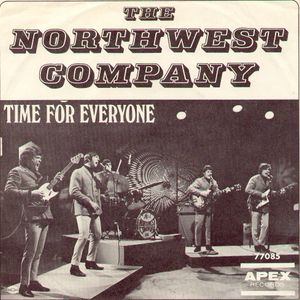 Vancouver band - The Northwest Company