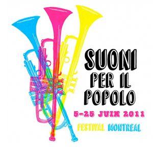Mix de nuit - Spécial SUONI (I) - 3 juin 2011 - partie 1