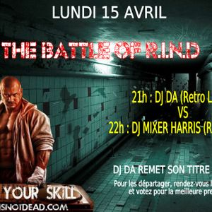 Dj Da - Retro Classic For The Battle of RIND Round # 2 - Retro Is Not Dead 15/04/2013