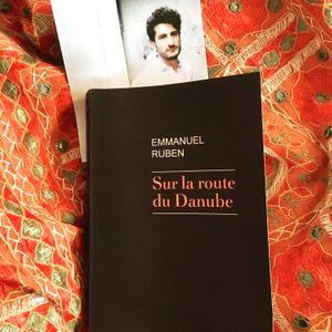 """Emmanuel Ruben - lancement """"Sur la route du Danube"""" (Rivages)  -GB- laviedevantsoi- 2019"""