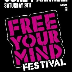 Lauhaus Live @ Free Your Mind Festival 2011 (04.06.11)