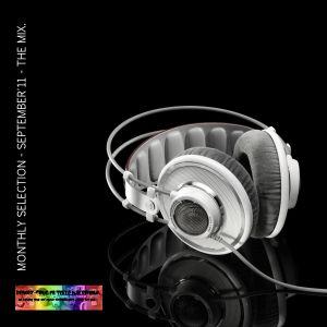 RVETMC Monthly Selection, September 2011 : The MIX, CD 2 : 132 bpm