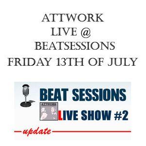 Attwork live @ Beatsessions