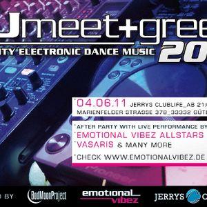 Janekdj vs. DJ E.L.E. - B2B Set @ DJ Meet & Greet 2011