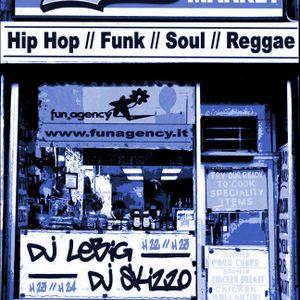 Black Market #1 - part 1 (24/10/2012) - Mixed by Dj LeBig - Live streaming on FUN RADIO