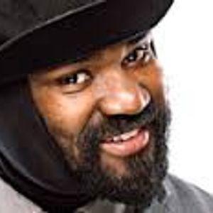 Just Jazz Sound Fusion Radio.net Gregory Porter Interview with DJ Dug Chant
