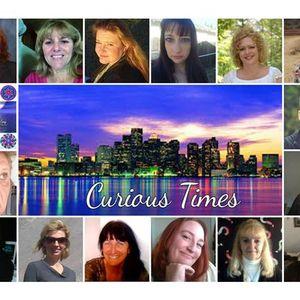 Curious Times - Violet Aura, Aura Reader, Intuitive Coach, Energy Healer