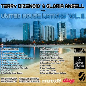 TERRY DIZENCIO™ & GLORIA ANSELL pres. ''United House Nations Vol. II'' (2017)