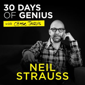 Neil Strauss: Embrace Your Fears