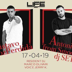17/04/19 - Life Club