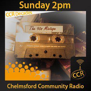 90's Mixtape - #90sMixtape - Michell Durant - 23/08/15 - Chelmsford Community Radio