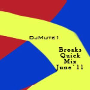 Breaks Quick Mix - June