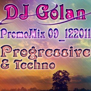 DJ Golan - PROMOMix 09_122011
