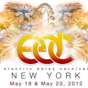 Cazzette @ EDC NY 05.19.2012