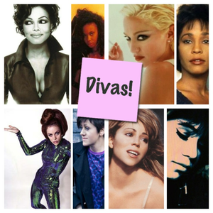 90's Diva Mix