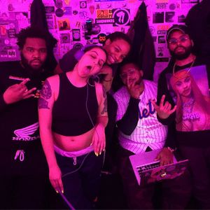 Neon n Frenzzz @ The Lot Radio 03-23-2019