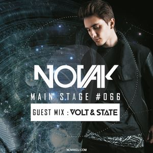Novak - MAIN STAGE #066 (Volt & State Guest mix)