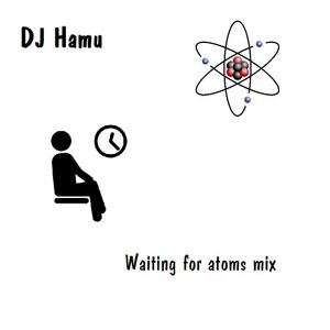 Waiting for atoms mix