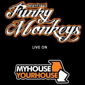 Myhouse-Yourhouse Radio LIVE on 2012-09-08