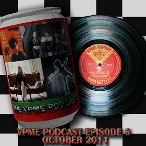 The Von Pip Musical Express Podcast - October 2011