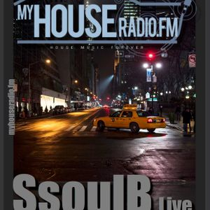 SsoulB My House Radio FM broadcasted on February, 20, 2018