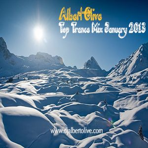 Albert Olive - Top Trance Mix January 2013