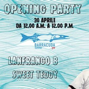 Opening Party Barracuda 30.04.17 Closing set