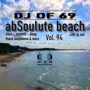AbSoulute Beach Vol. 94 - slow smooth deep