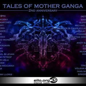 Arthur Sense - Tales of Mother Ganga 2nd Anniversary [October 2012] on Eilo.org