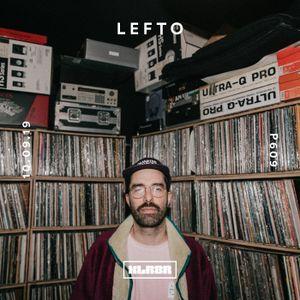 XLR8R Podcast 609: Lefto