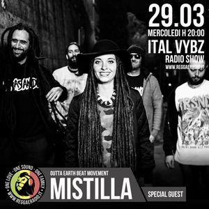 """iTAL VYBZ 29/03/2017 - Ospite Mistilla """"EBM"""""""