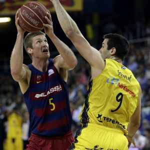 Baloncesto: El Barcelona termina primero y el Estudiantes desciende
